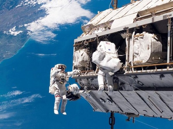 international space station space walk -#main